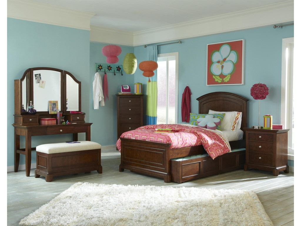 Legacy Classic Kids ImpressionsTwin Panel Bed