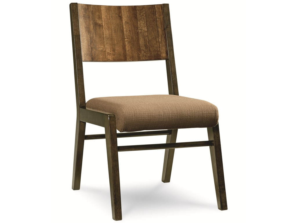 Legacy Classic KanduiWood Back Side Chair