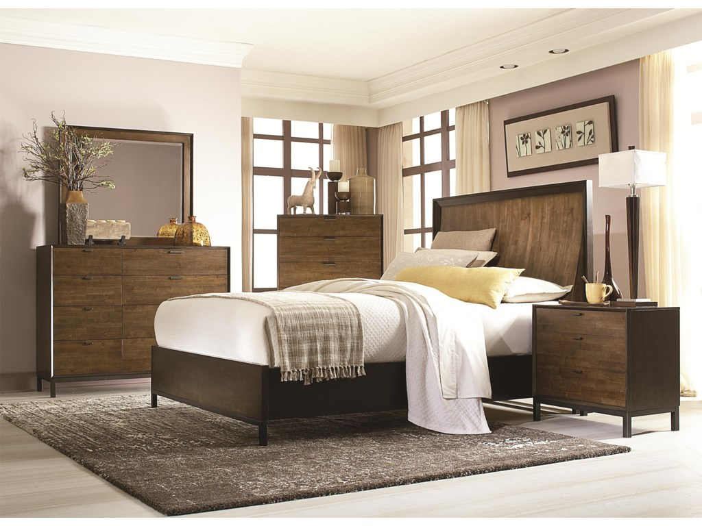 Legacy Classic KateriQueen Panel Bed