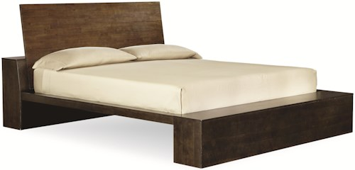 Legacy Classic Kateri Complete Platform Cal. King Bed