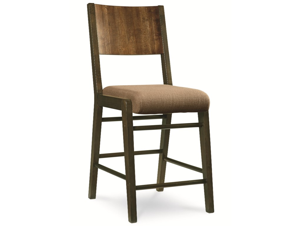 Set Includes Counter Chairs