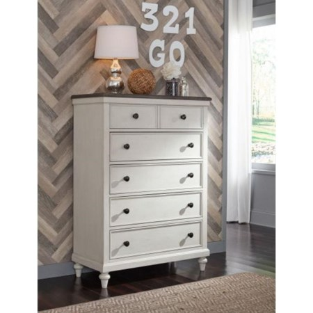 Lacey Chest of Drawers