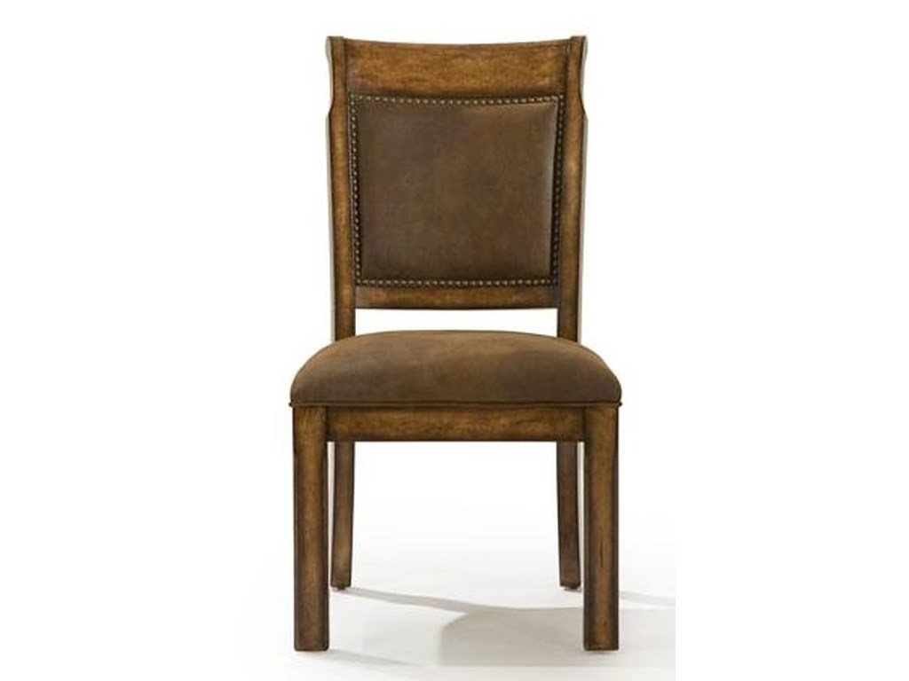 Legacy Classic LarkspurUpholstered Back Side Chair