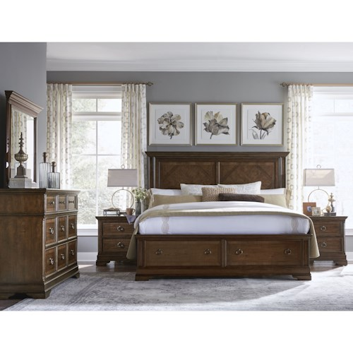 Legacy Classic Latham King Bedroom Group