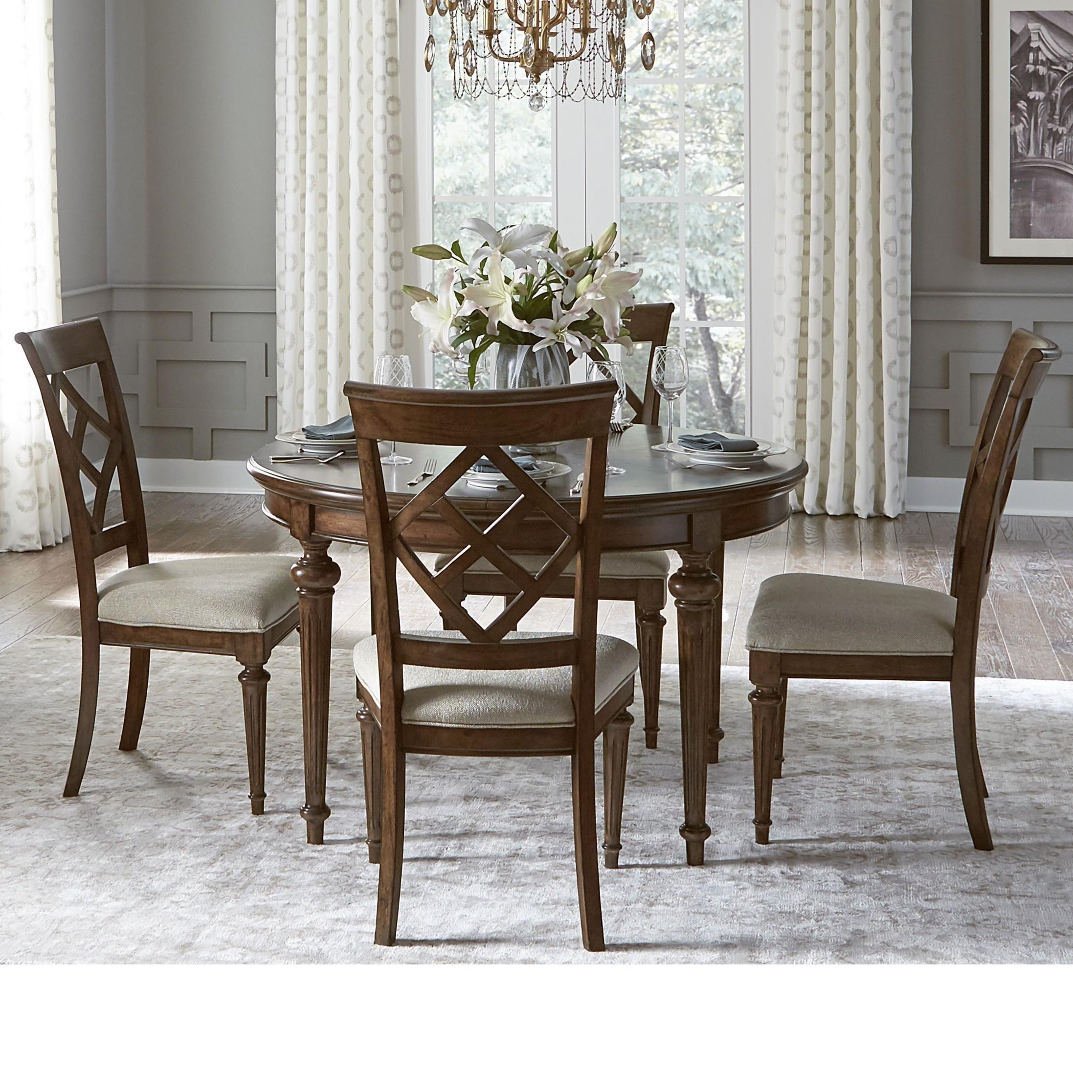 Legacy Classic Latham5 Piece Dining Set ...