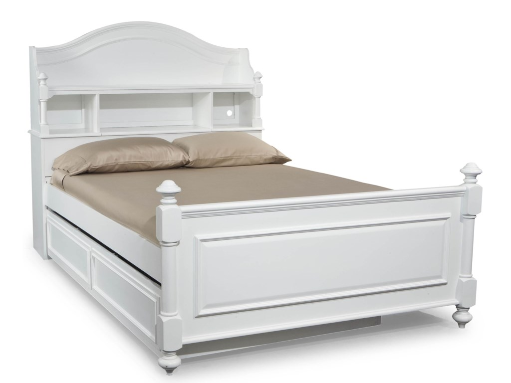 Legacy Classic Kids MadisonComplete Full Bookcase Bed