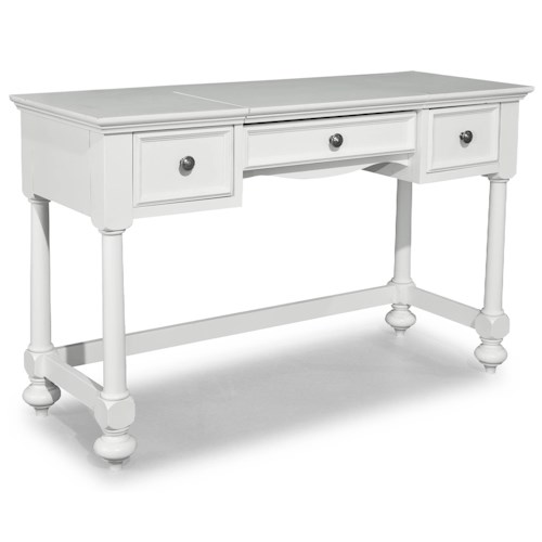 Legacy Classic Kids Madison Lift Lid Desk with 3 Drawers