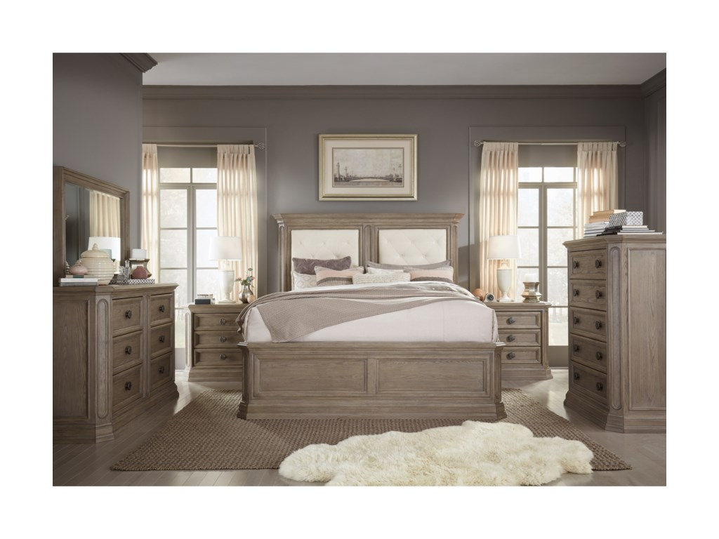 Legacy Classic Manor HouseCalifornia King Bedroom Group