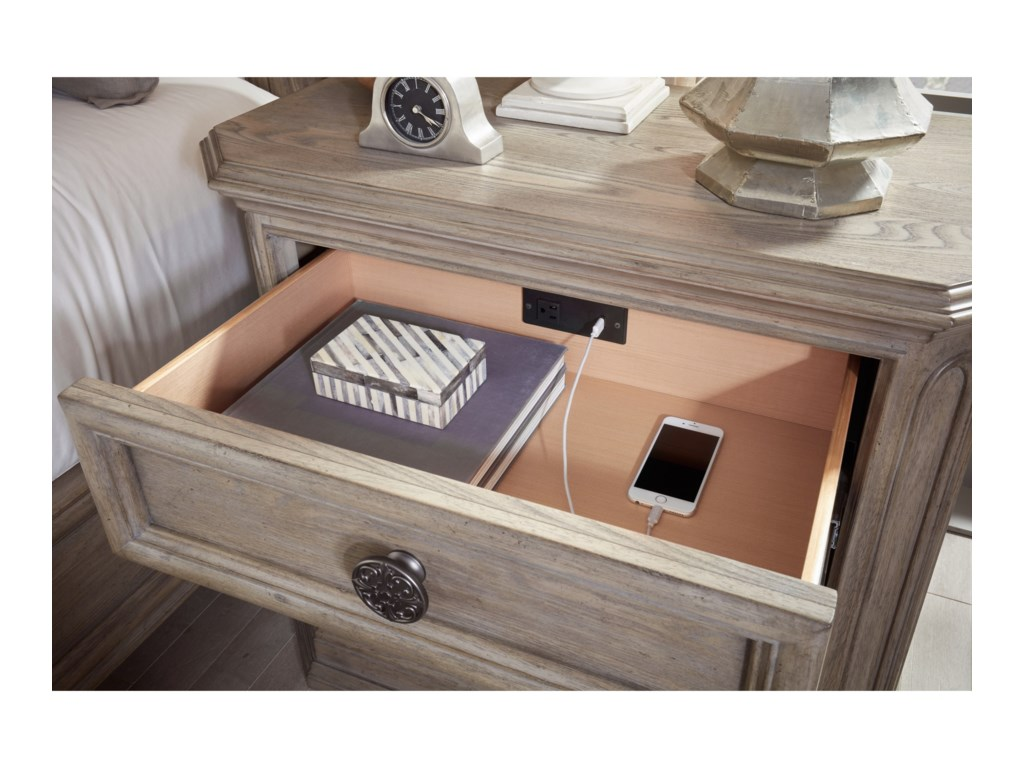 Legacy Classic Manor HouseBedside Chest