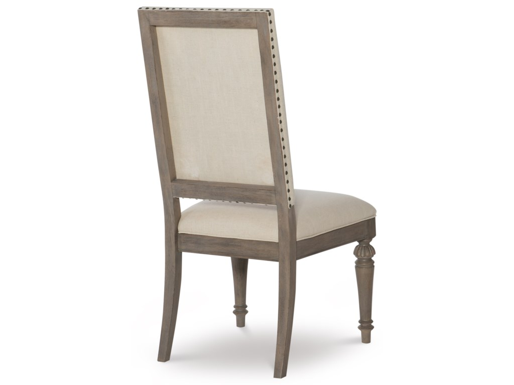 Legacy Classic Manor HouseUpholstered Back Side Chair
