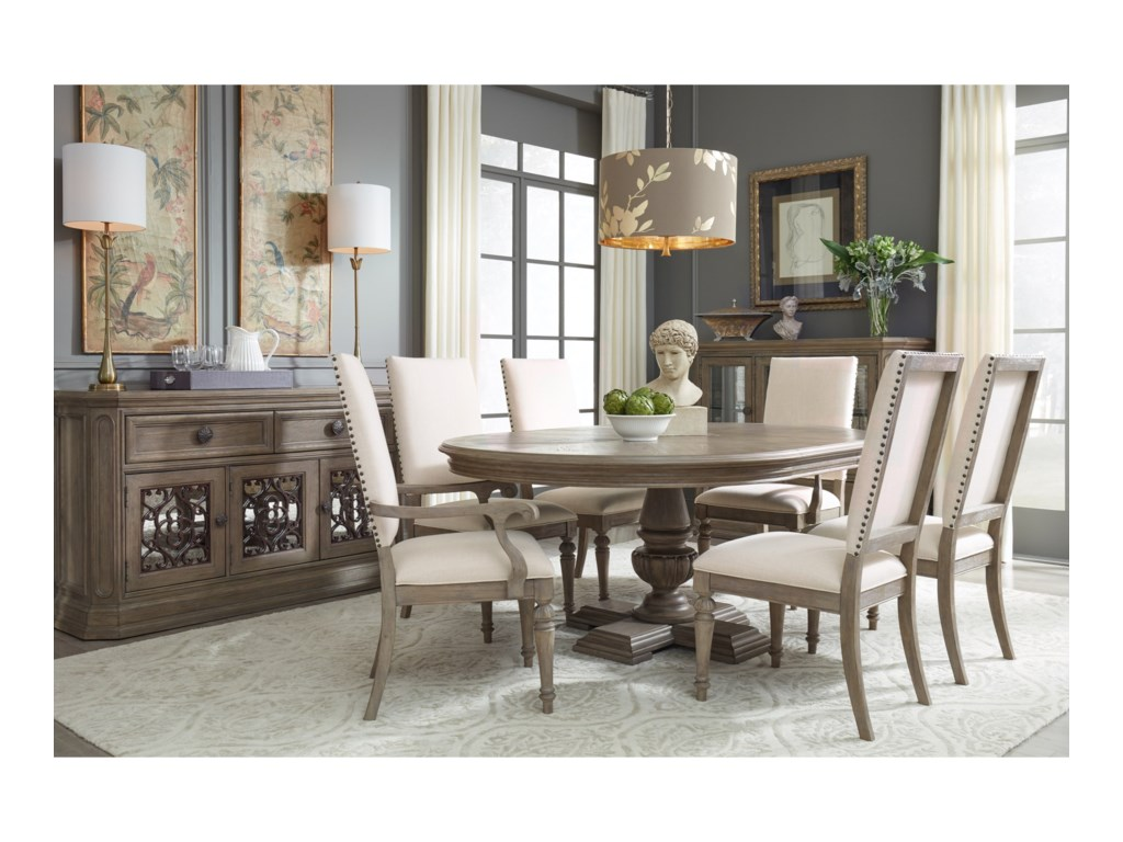 Legacy Classic Manor House7 Pc Dining Set