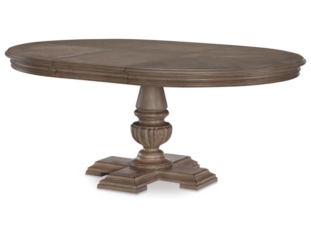 Legacy Classic Manor HouseRound Pedestal Table