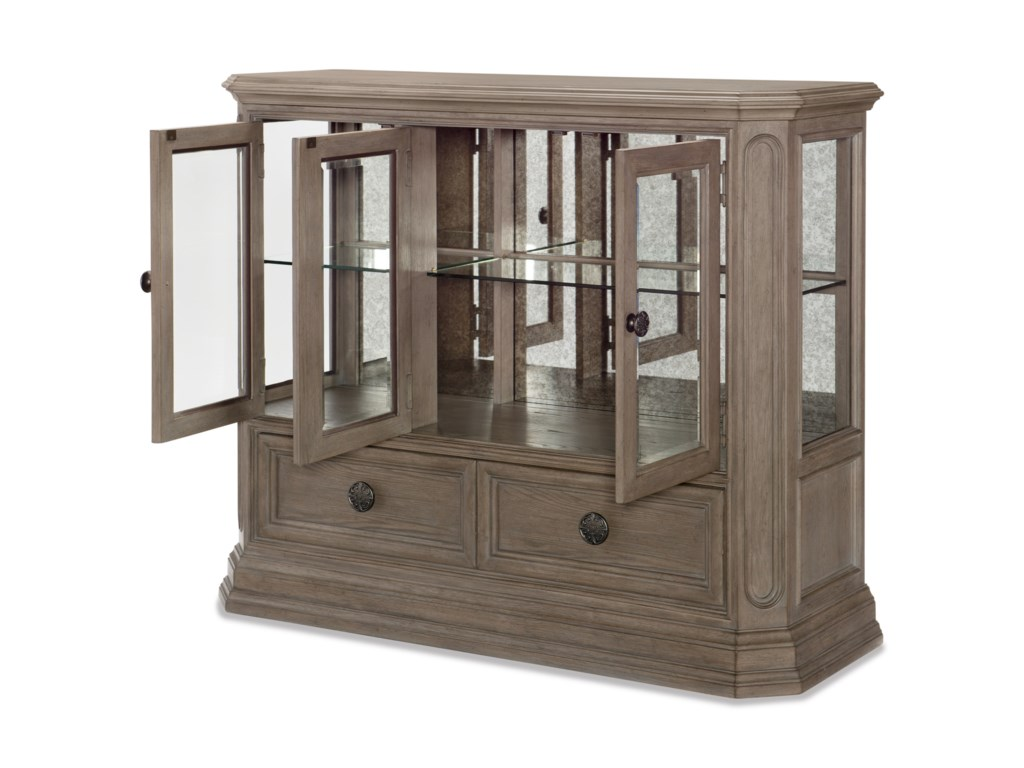 Legacy Classic Manor HouseDisplay Cabinet