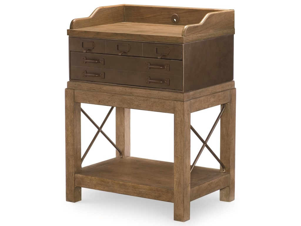 Legacy Classic MetalworksBedside Chest