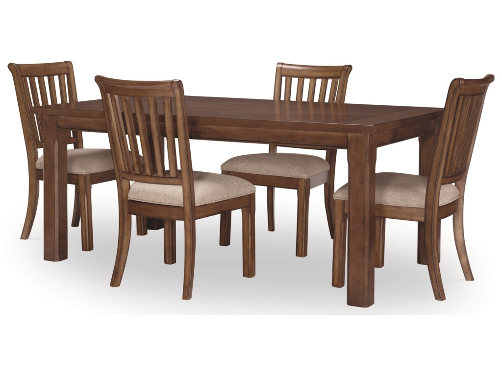 Legacy Classic Oxford Place5-Piece Table and Chair Set