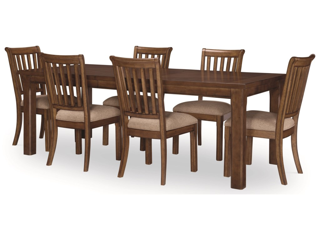 Legacy Classic Oxford Place7-Piece Table and Chair Set