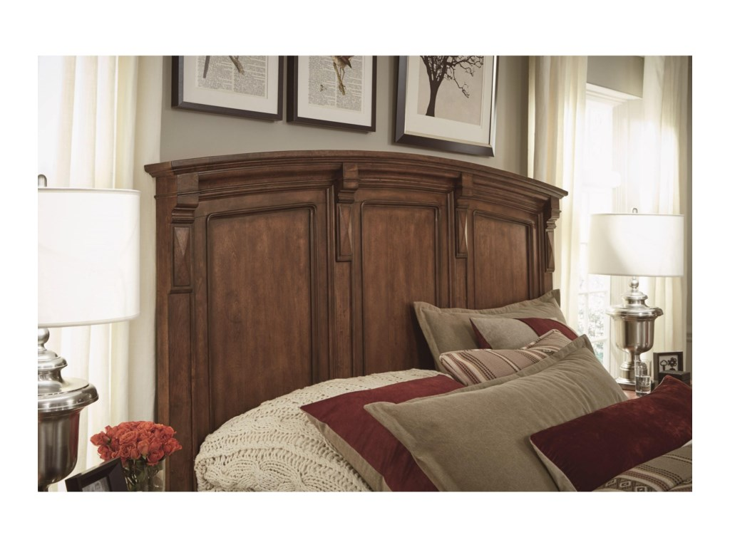 Legacy Classic Oxford PlaceKing Panel Bed