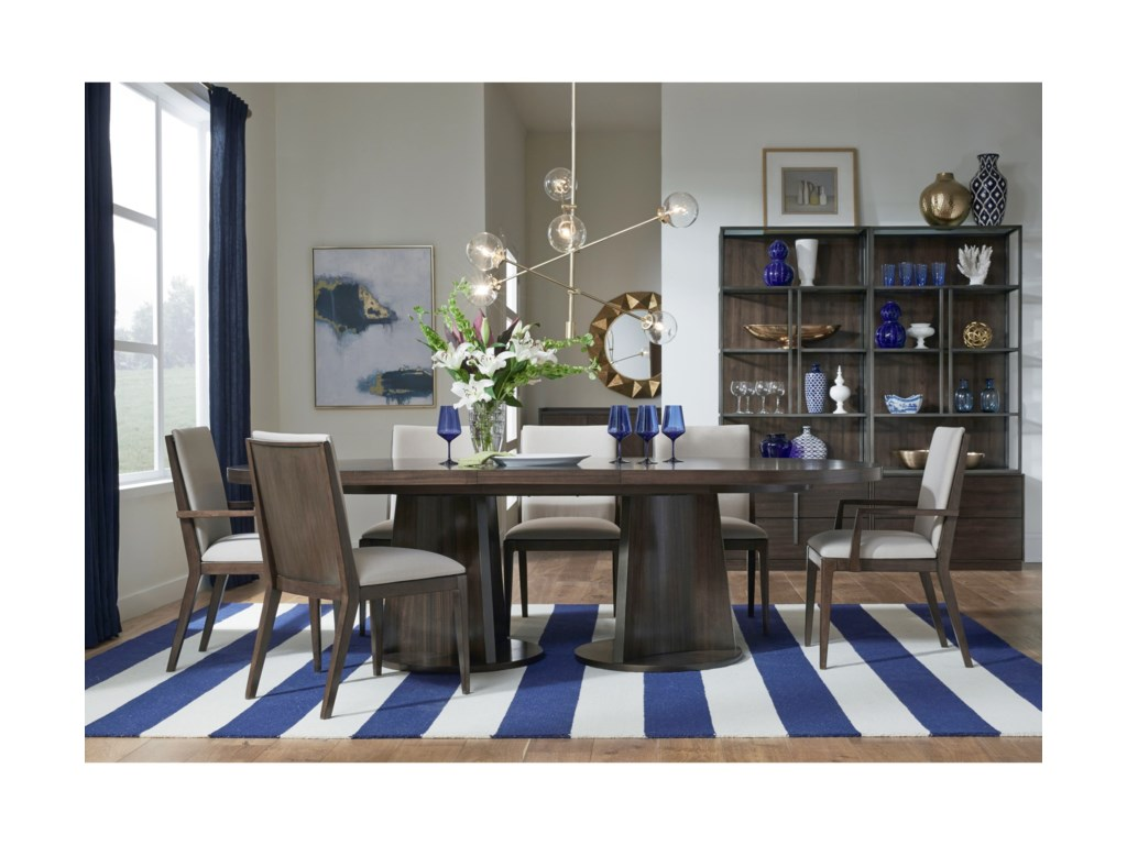 Legacy Classic PaldaoFormal Dining Room Group