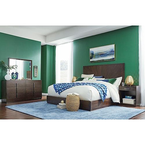 Legacy Classic Paldao Queen Bedroom Group
