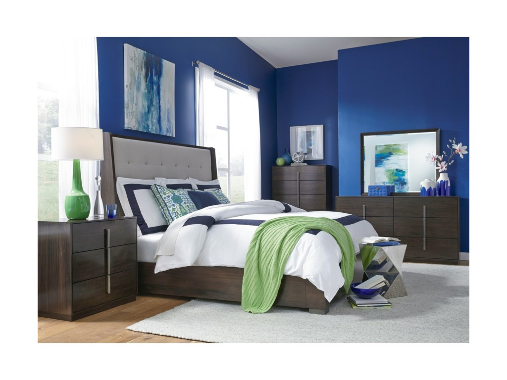 Legacy Classic PaldaoKing Bedroom Group