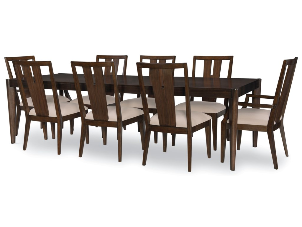 Legacy Classic Paldao9-Piece Table and Chair Set