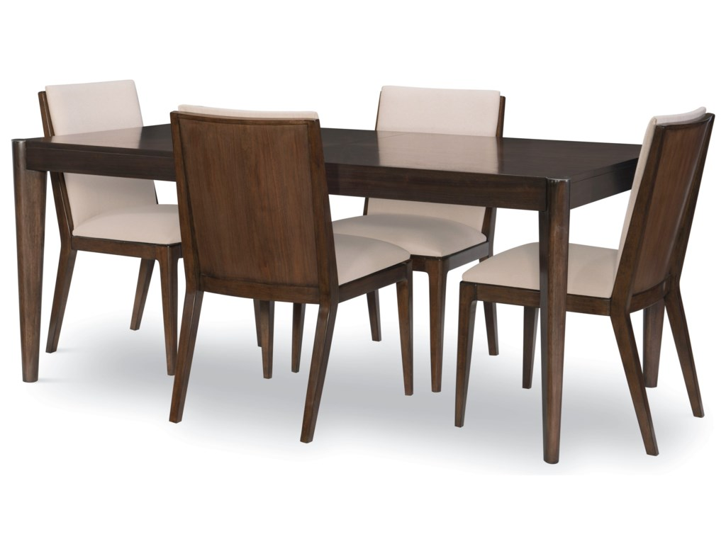 Legacy Classic Paldao5-Piece  Table and Chair Set