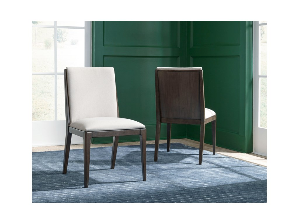 Legacy Classic PaldaoUpholstered Back Side Chair
