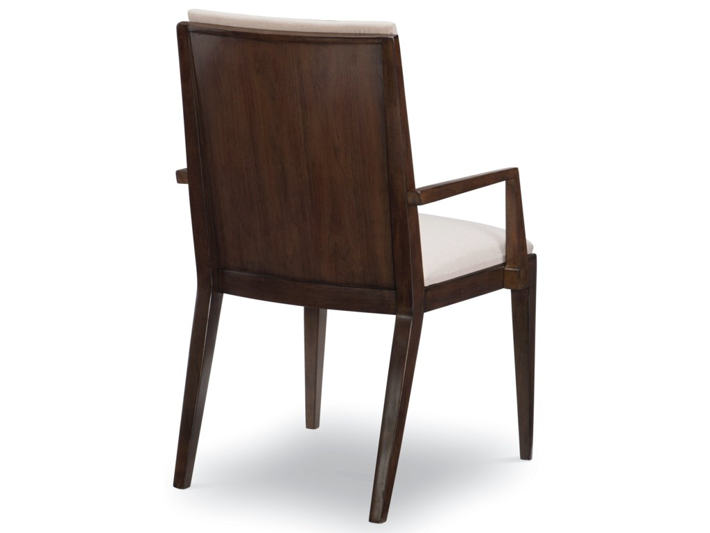 Legacy Classic PaldaoUpholstered Back Arm Chair