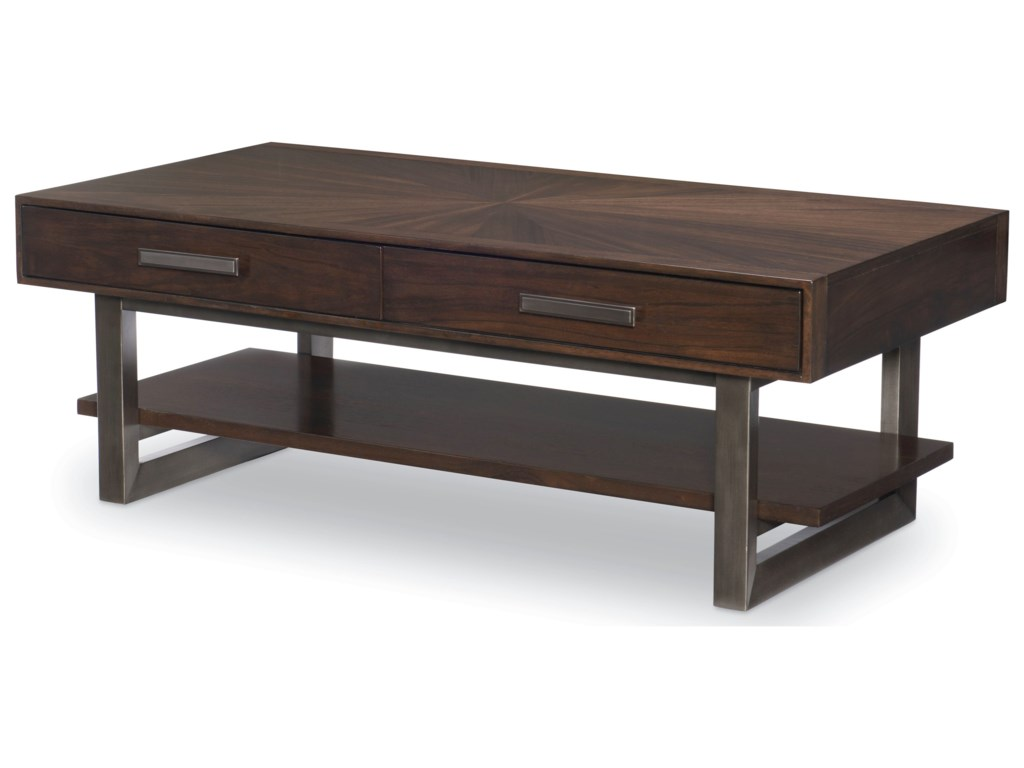 Legacy Classic PaldaoRectangular Cocktail Table