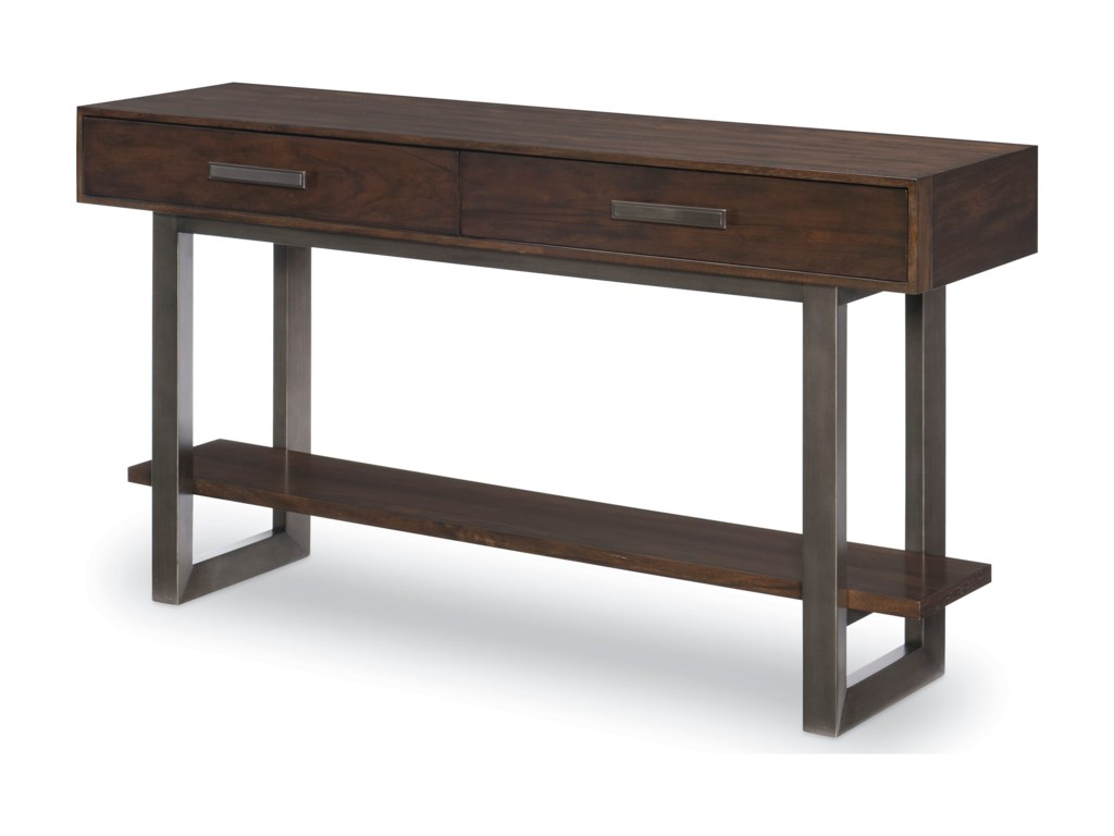 Legacy Classic Paldao Contemporary Sofa Table | Lindy\'s Furniture ...