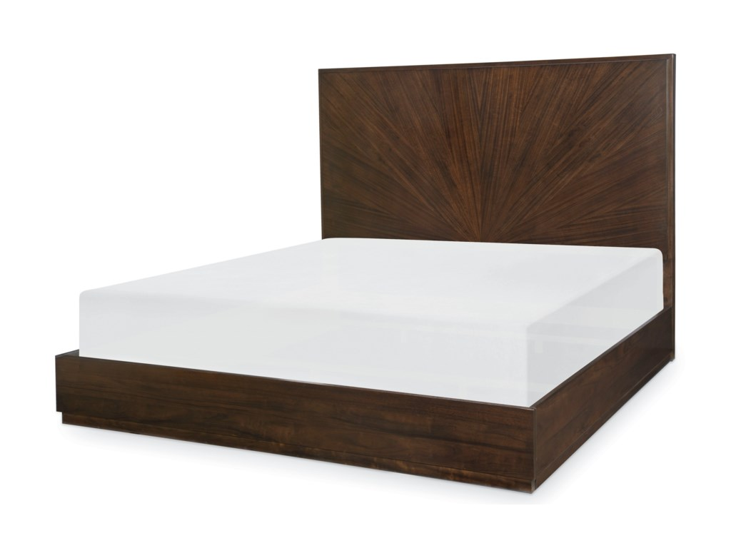 Legacy Classic PaldaoCalifornia King Panel Bed