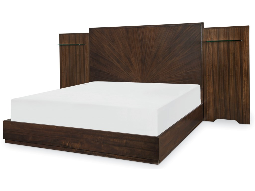 Legacy Classic PaldaoQueen Wall Panel Bed
