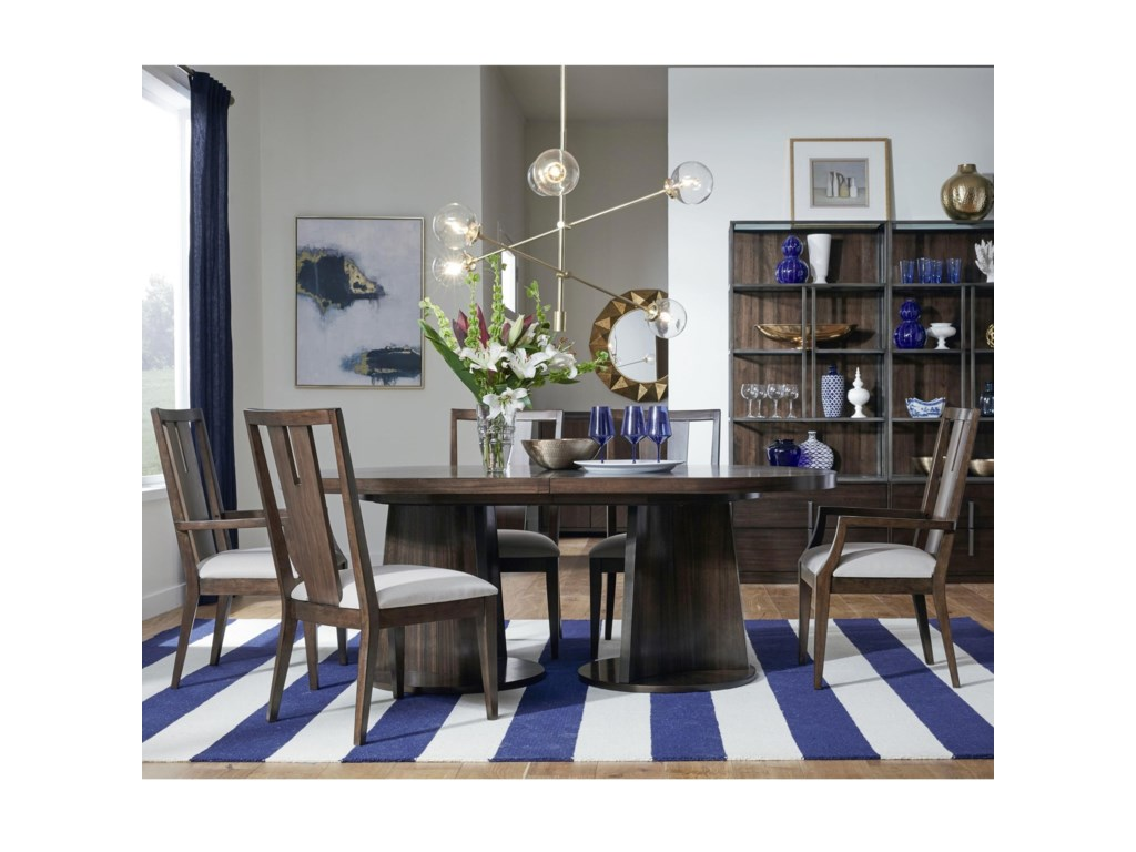 Legacy Classic Paldao7-Piece Table and Chair Set
