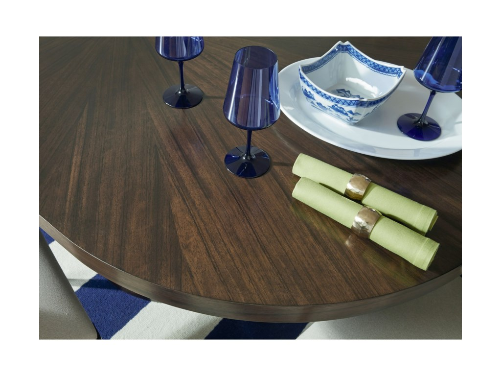 Legacy Classic PaldaoOval Double Pedestal Table