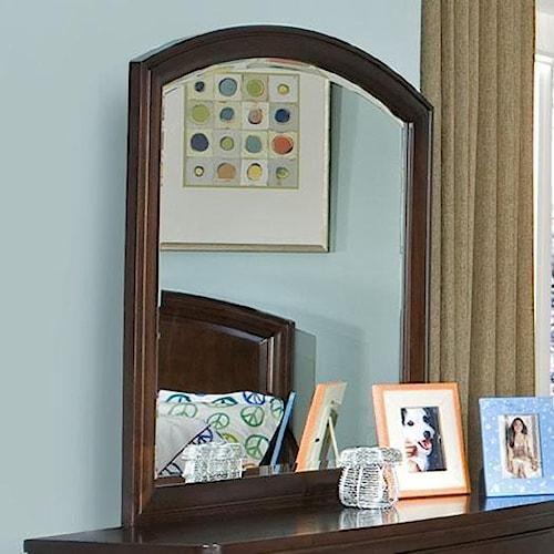 Legacy Classic Kids Park City Arched Dresser Mirror