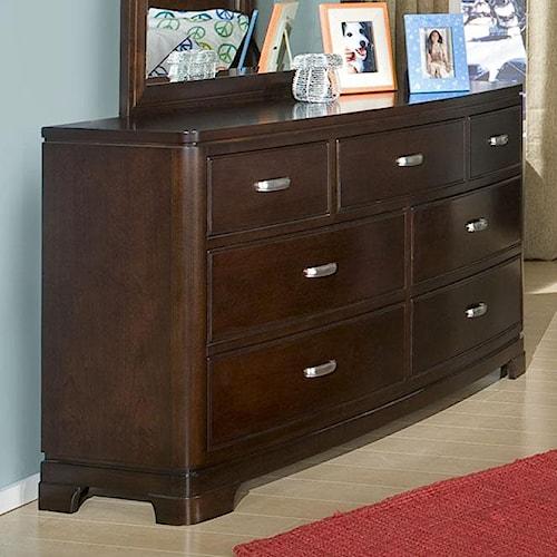 Legacy Classic Kids Park City 7-Drawer Dresser