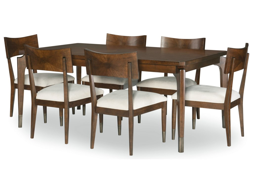 Legacy Classic Savoy7-Piece Table and Chair Set