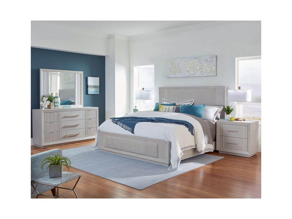 Legacy Classic SolsticeCalifornia King Bedroom Group