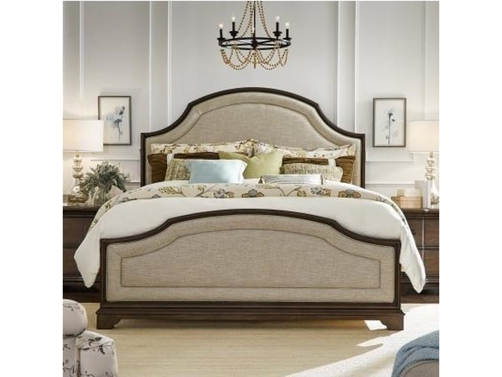 Legacy Classic StaffordUpholstered Panel California King Bed