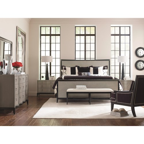 Legacy Classic Symphony King Bedroom Group