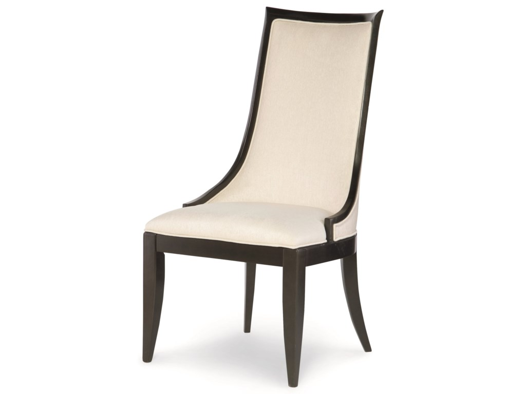 Legacy Classic SymphonyUpholstered Back Side Chair