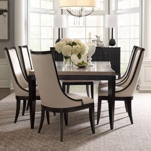 Ordinaire Legacy Classic Symphony7 Piece Rectangular Dining Set
