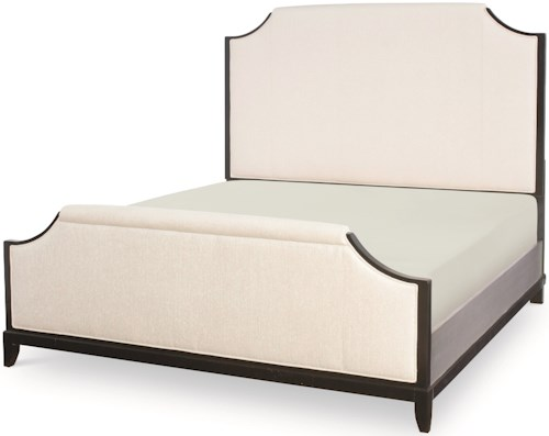 Legacy Classic Symphony King Upholstered Bed
