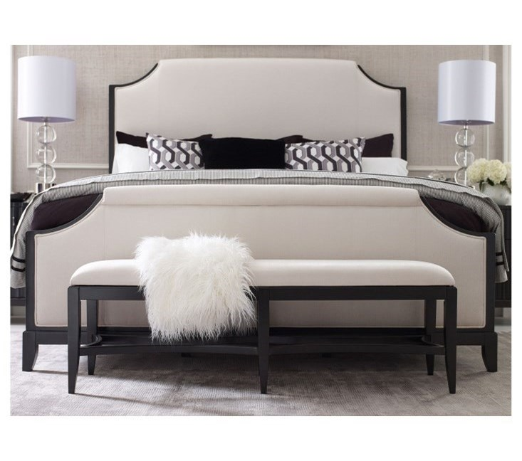 Legacy Classic SymphonyKing Upholstered Bed