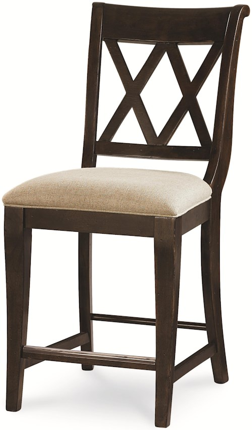 Legacy Classic Thatcher Pub Chair with X Back