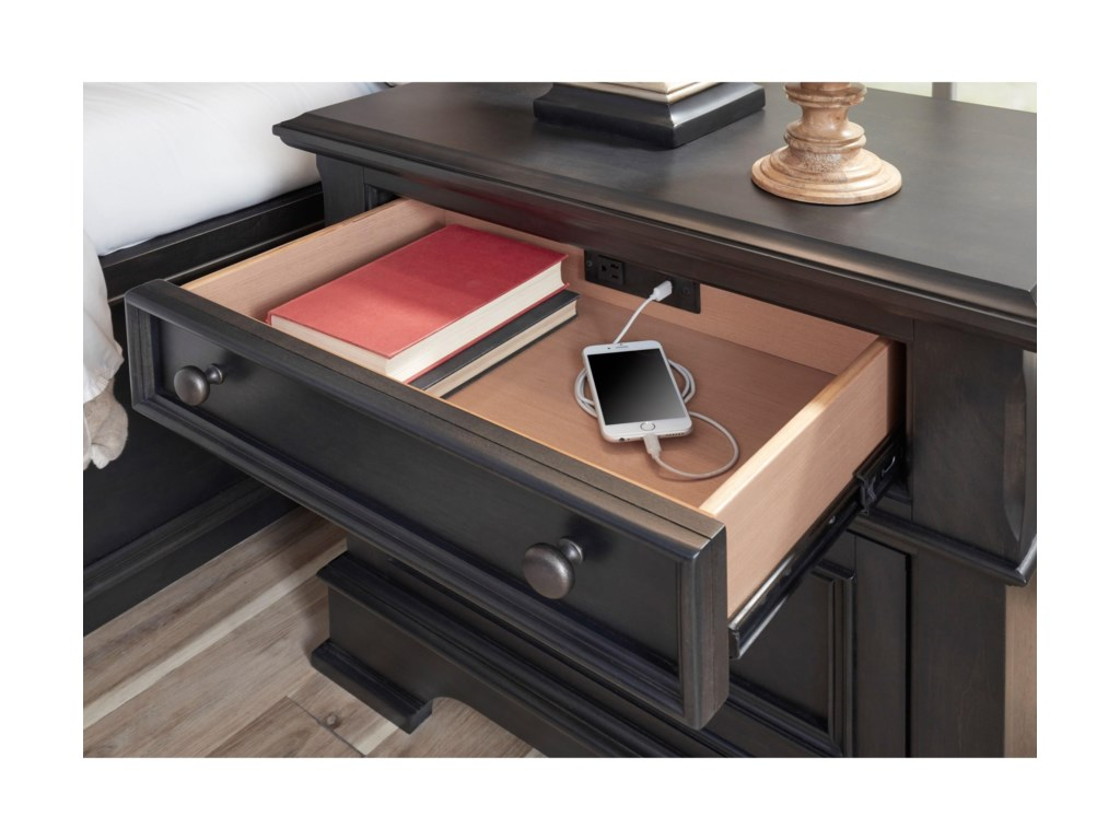 Legacy Classic TownsendNight Stand