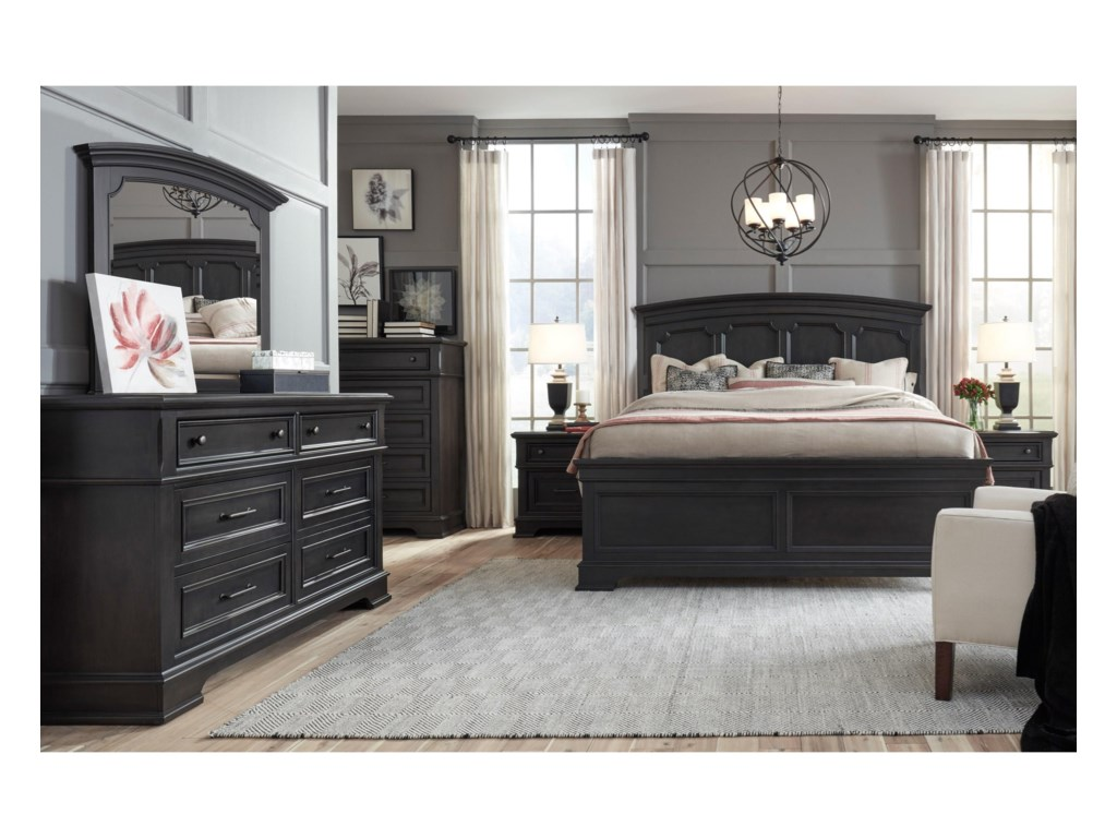 Legacy Classic TownsendKing Bed