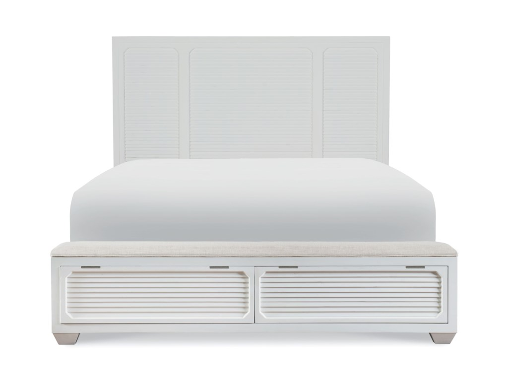 Legacy Classic Willow CreekKing Panel Storage Bed