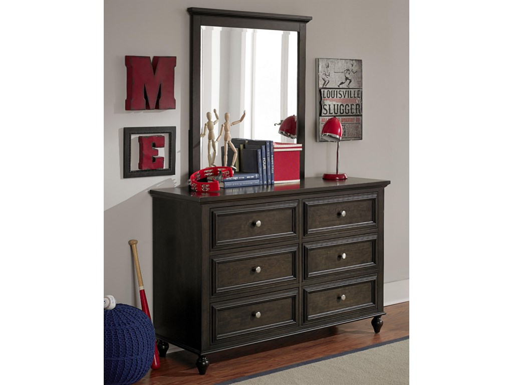 Legacy Classic Kids AcademyDresser
