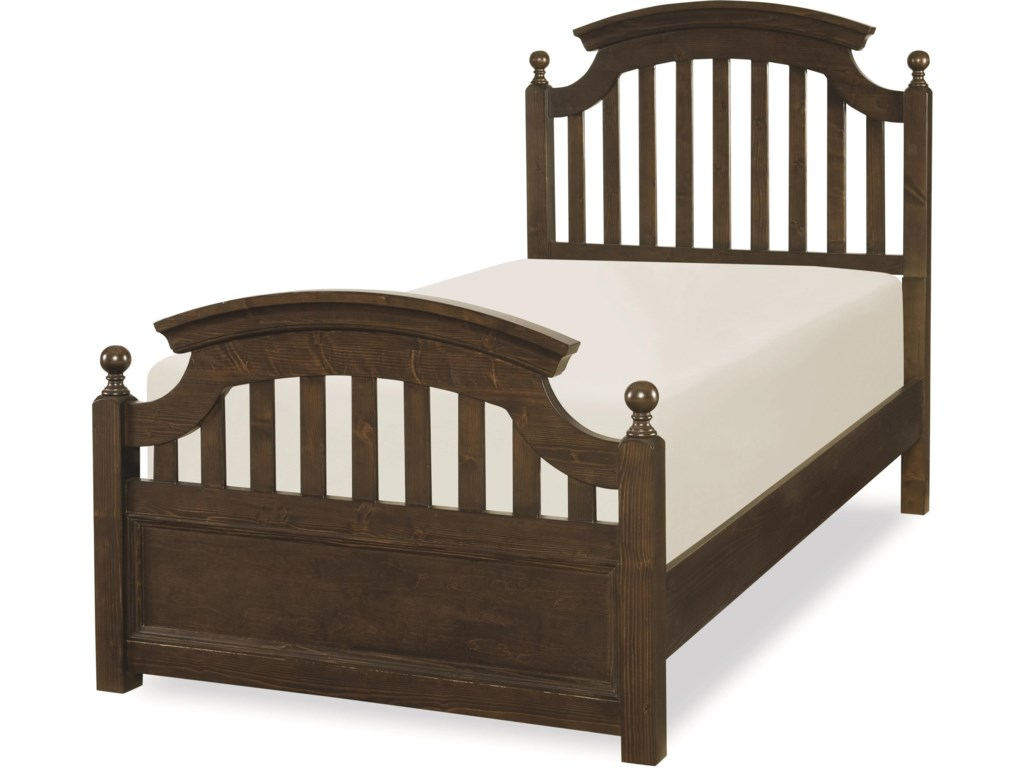 Legacy Classic Kids AcademyFull Panel Bed